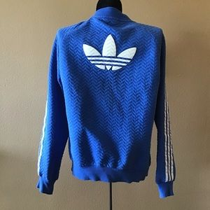 Adidas Quilted Bomber Track Jacket 2016 Release